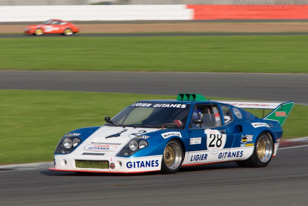 Ligier JS2 Cosworth - Chassis: 2379 72 03   - 2008 Le Mans Series Silverstone 1000 km
