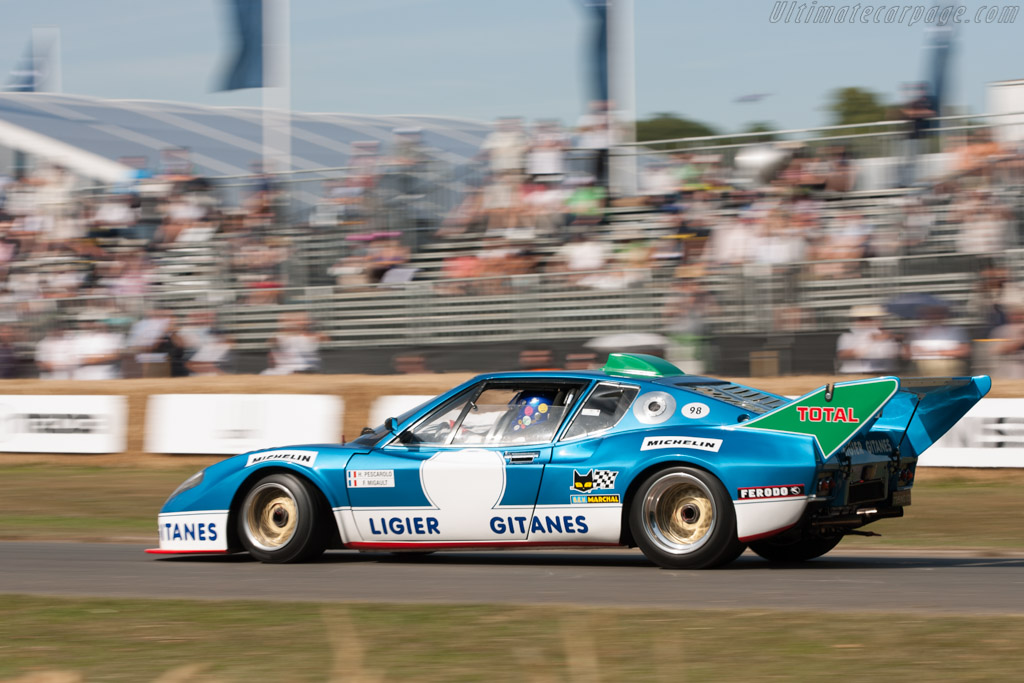Ligier JS2 Cosworth - Chassis: 2379 72 03   - 2009 Goodwood Festival of Speed