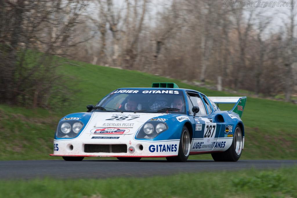 Ligier JS2 Cosworth - Chassis: 2379 72 03   - 2010 Tour Auto