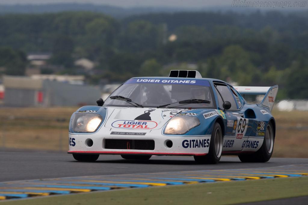Ligier JS2 Cosworth - Chassis: 2538 73 03  - 2014 Le Mans Classic