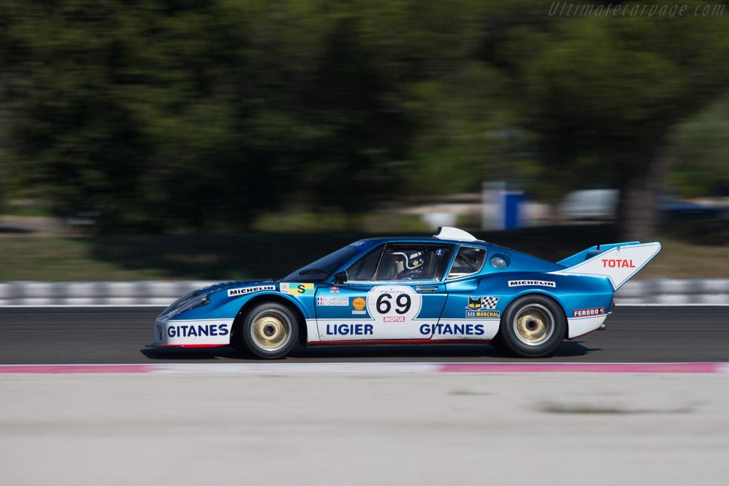 Ligier JS2 Cosworth - Chassis: 2538 73 03   - 2014 Dix Mille Tours