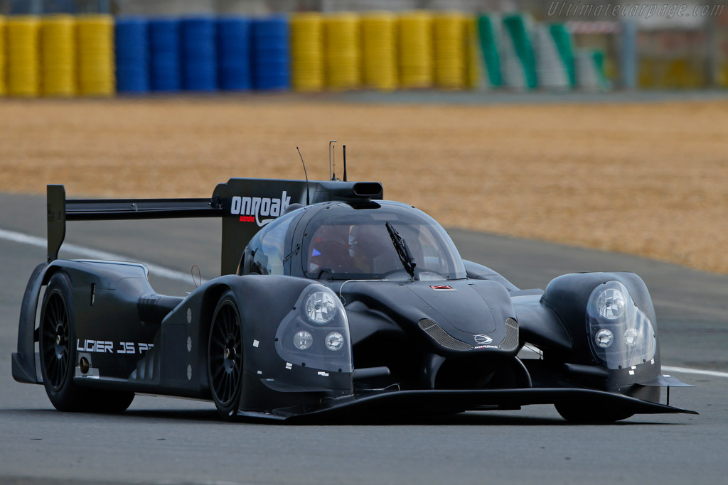 Click here to open the Ligier JS P2 Nissan gallery