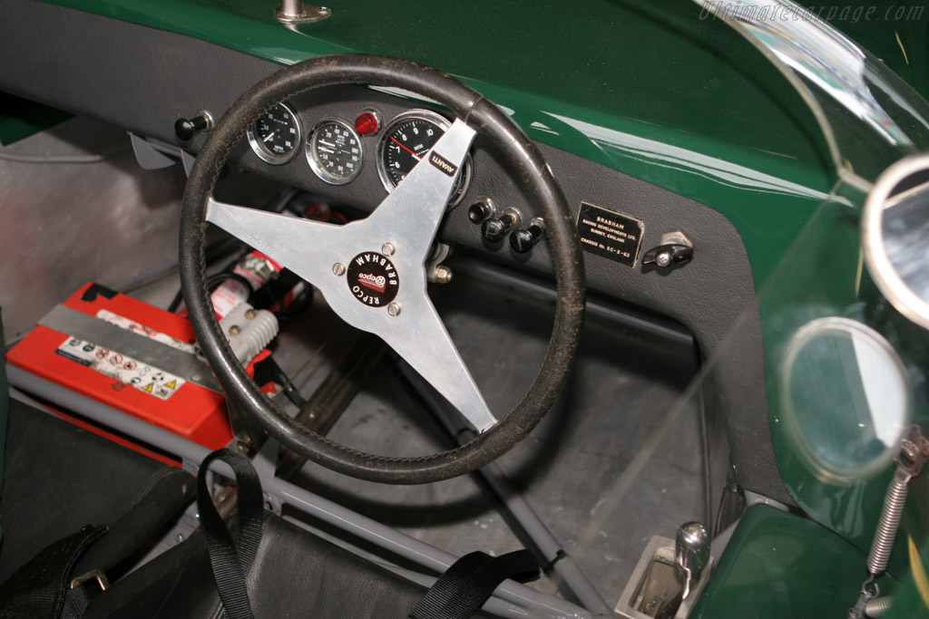 Brabham BT5 Ford - Chassis: SC-2-63   - 2006 Silverstone Classic