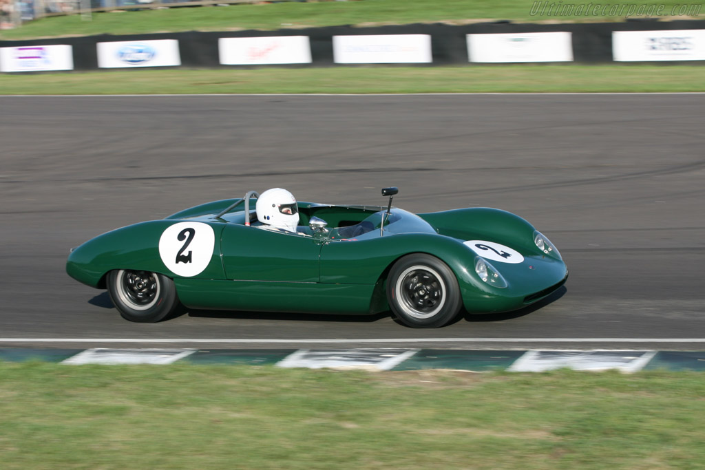 Brabham BT5 Ford - Chassis: SC-2-63   - 2006 Goodwood Revival