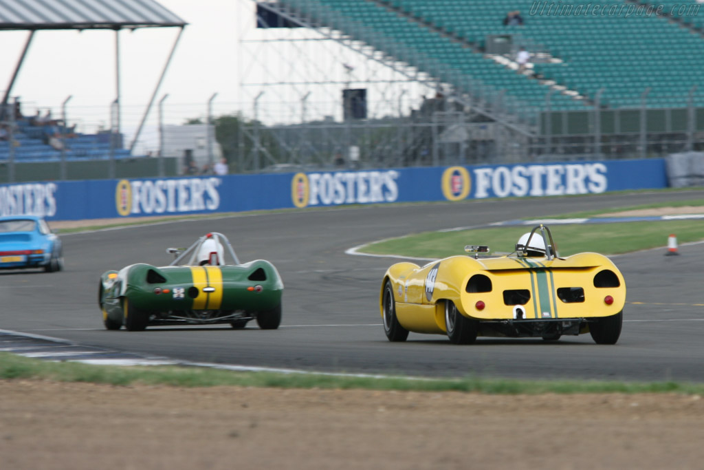 Brabham BT5 Ford - Chassis: SC-1-63   - 2006 Silverstone Classic