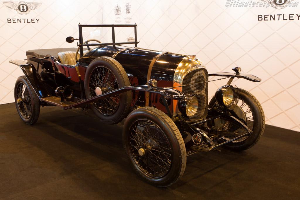 Click here to open the Bentley 3 Litre Sport Vanden Plas Tourer gallery