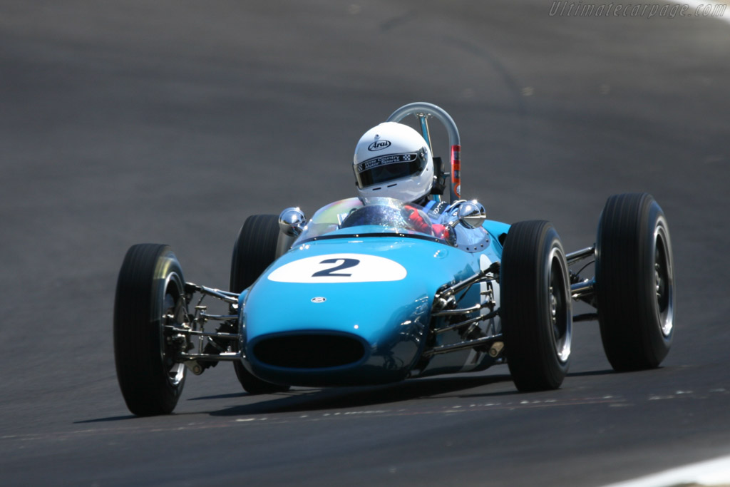 Click here to open the Brabham BT2 Ford gallery