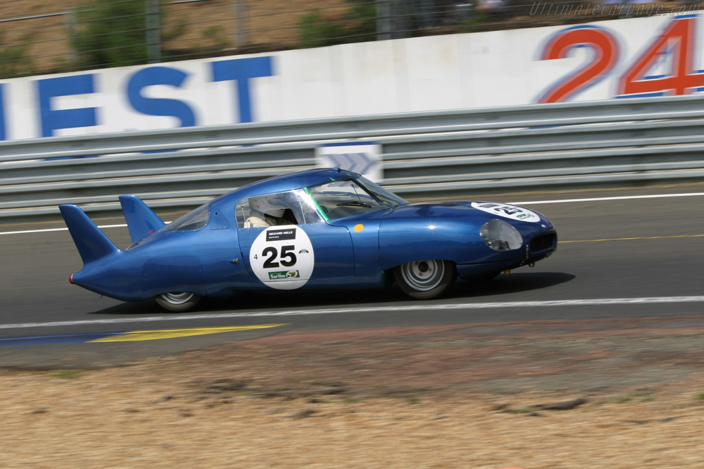 CD Panhard LM64 - Chassis: 64/2   - 2004 Le Mans Classic