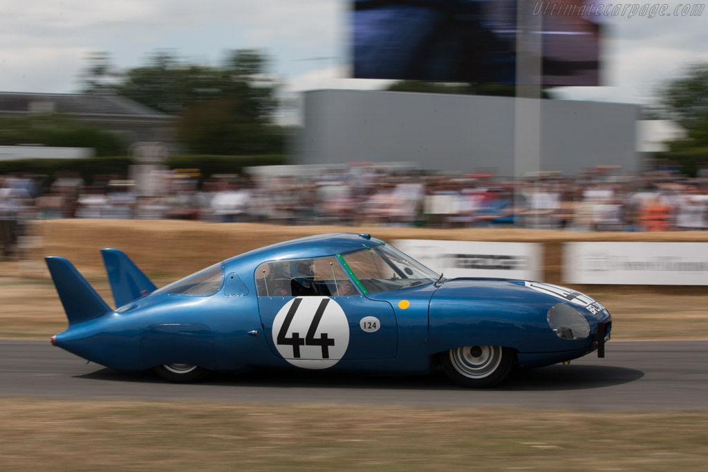 CD Panhard LM64 - Chassis: 64/2   - 2010 Goodwood Festival of Speed
