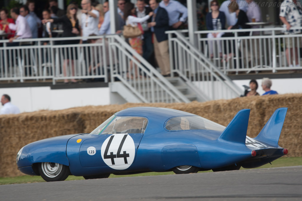 CD Panhard LM64 - Chassis: 64/2  - 2011 Goodwood Festival of Speed
