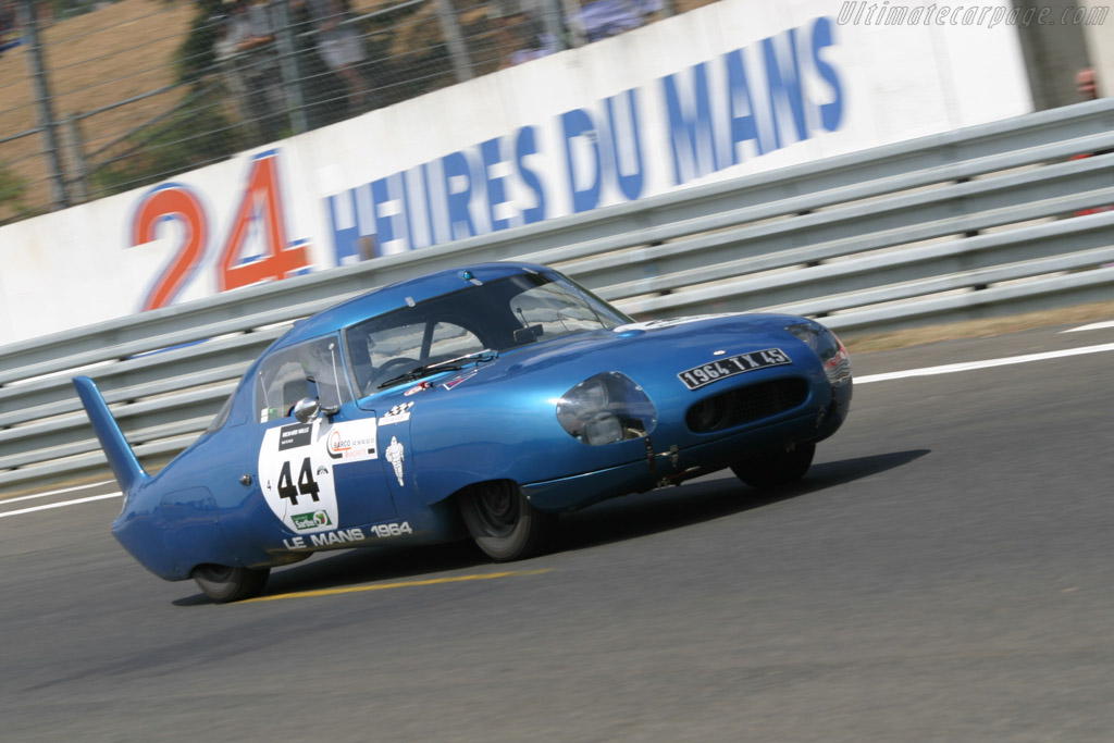 CD Panhard LM64 - Chassis: 64/1   - 2004 Le Mans Classic
