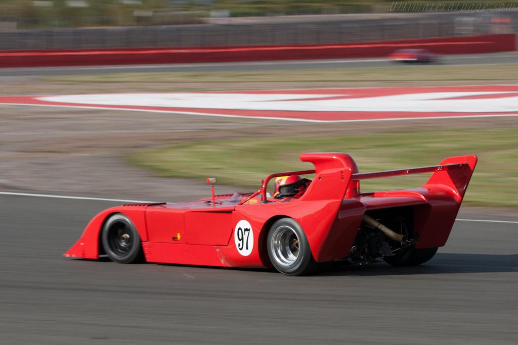 Chevron B26 Ford    - 2009 Le Mans Series Silverstone 1000 km