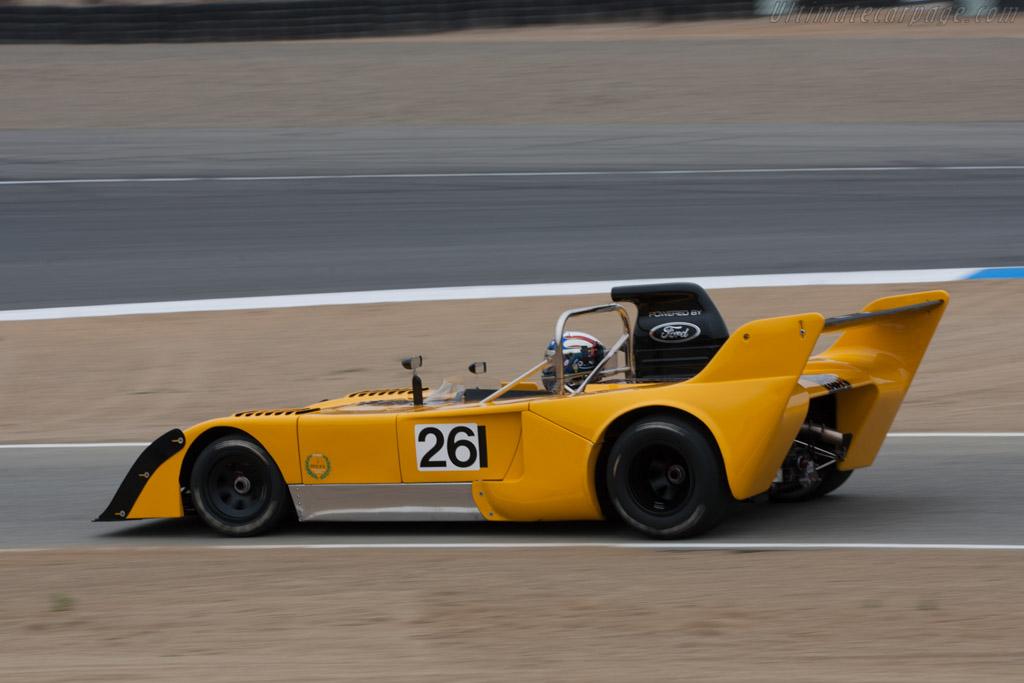 Chevron B26 Ford - Chassis: B26-74-03  - 2010 Monterey Motorsports Reunion