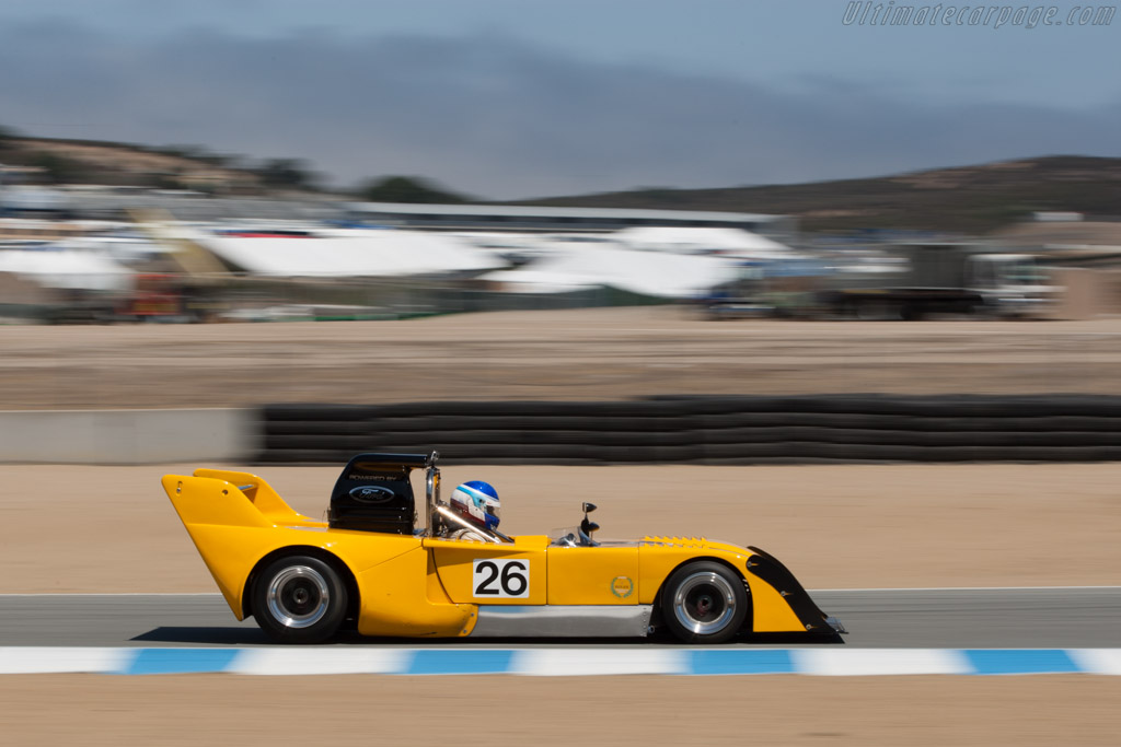 Chevron B26 Ford - Chassis: B26-74-03   - 2013 Monterey Motorsports Reunion