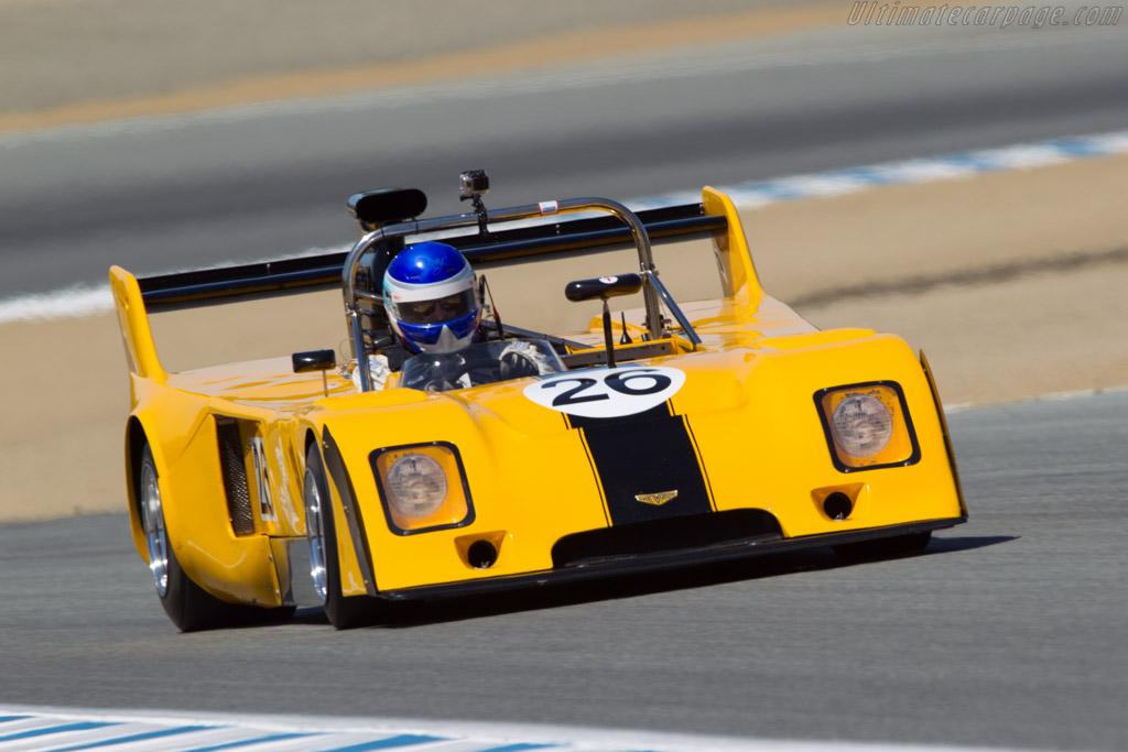 Chevron B26 Ford - Chassis: B26-74-03   - 2013 Monterey Motorsports Reunion