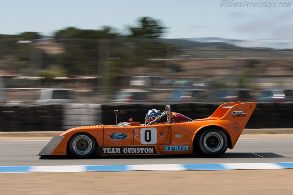 Chevron B26 Ford - Chassis: B26-74-02   - 2010 Monterey Motorsports Reunion