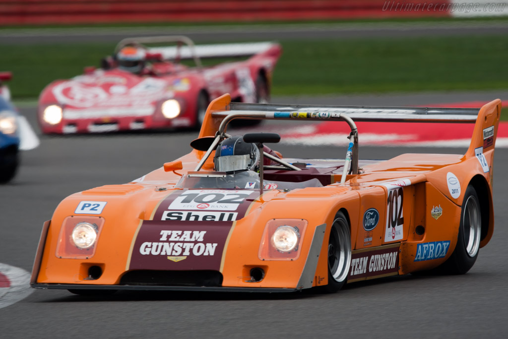 Chevron B26 Ford - Chassis: B26-74-02  - 2011 Le Mans Series 6 Hours of Silverstone (ILMC)