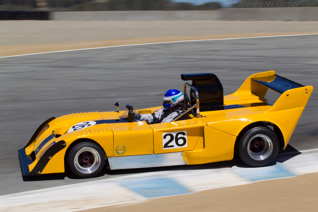Chevron B26 Ford - Chassis: B26-74-03   - 2014 Monterey Motorsports Reunion