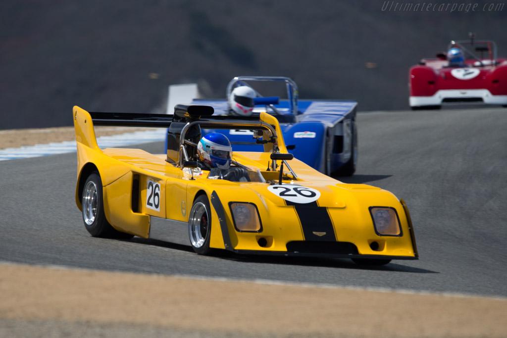 Chevron B26 Ford - Chassis: B26-74-03   - 2014 Monterey Motorsports Reunion