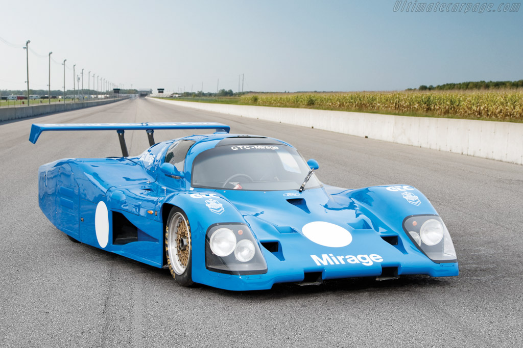 Mirage M12 Cosworth