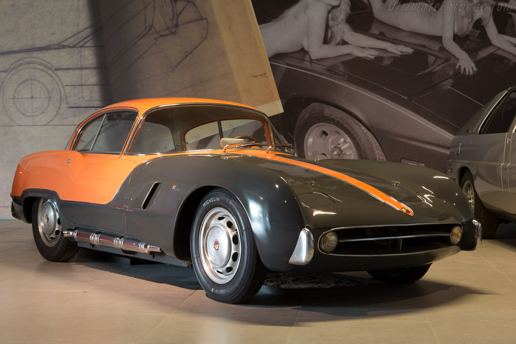 Click here to open the Abarth 209A Boano Coupe gallery