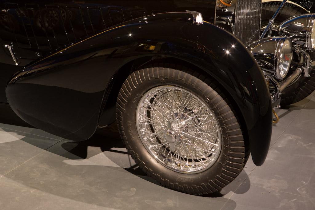 Bugatti Type 57 Gangloff Grand Raid - Chassis: 57222   - The Louwman Museum
