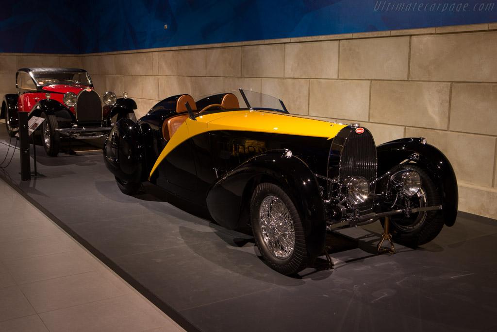 Bugatti Type 57 Gangloff Grand Raid Chassis 57222 The