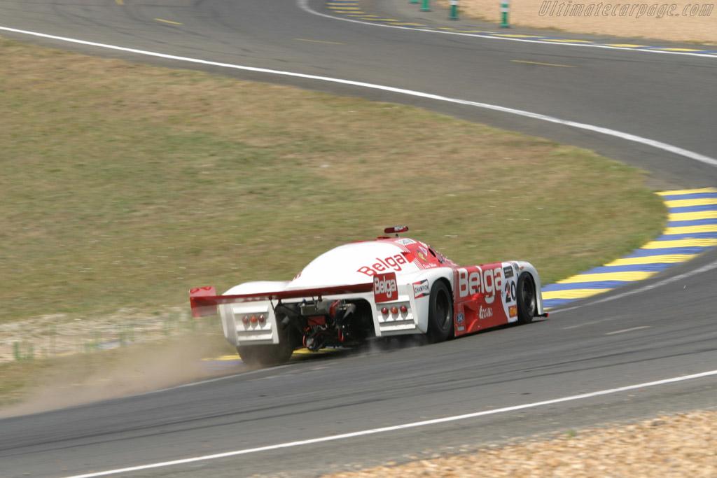 De Cadenet-Lola LM Cosworth - Chassis: LM-4   - 2004 Le Mans Classic