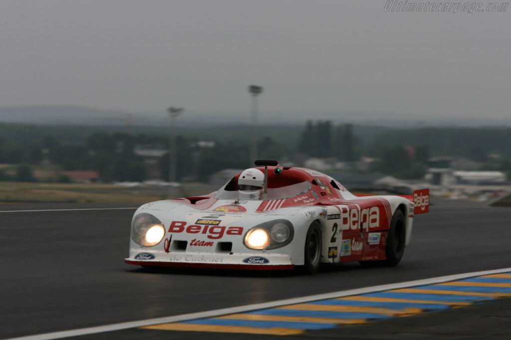 De Cadenet-Lola LM Cosworth - Chassis: LM-4   - 2006 Le Mans Classic