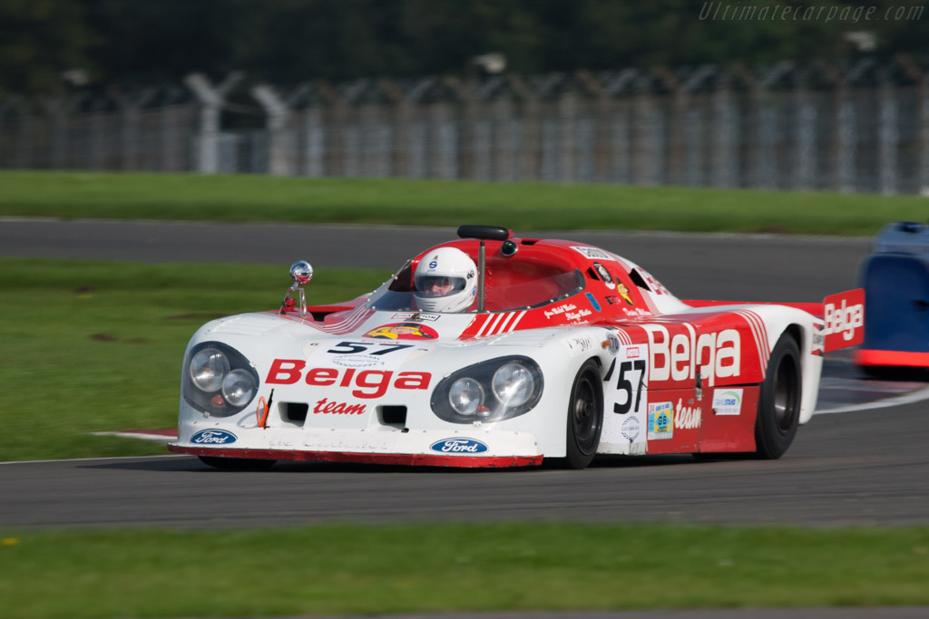 De Cadenet-Lola LM Cosworth - Chassis: LM-4   - 2008 Le Mans Series Silverstone 1000 km