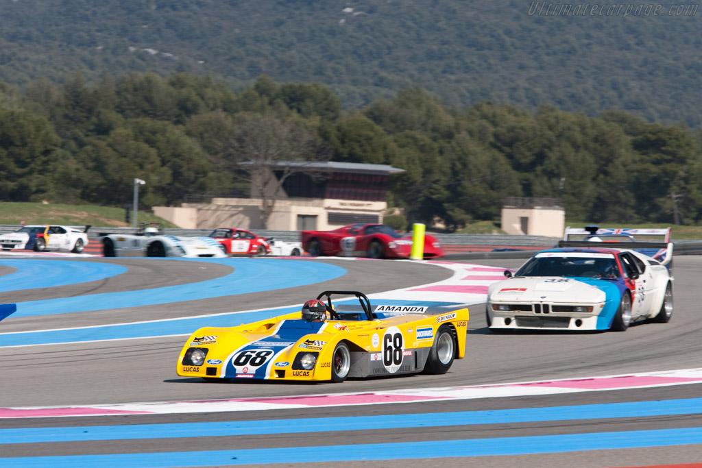 Duckhams LM Cosworth - Chassis: LM-1   - 2010 Le Mans Series Castellet 8 Hours
