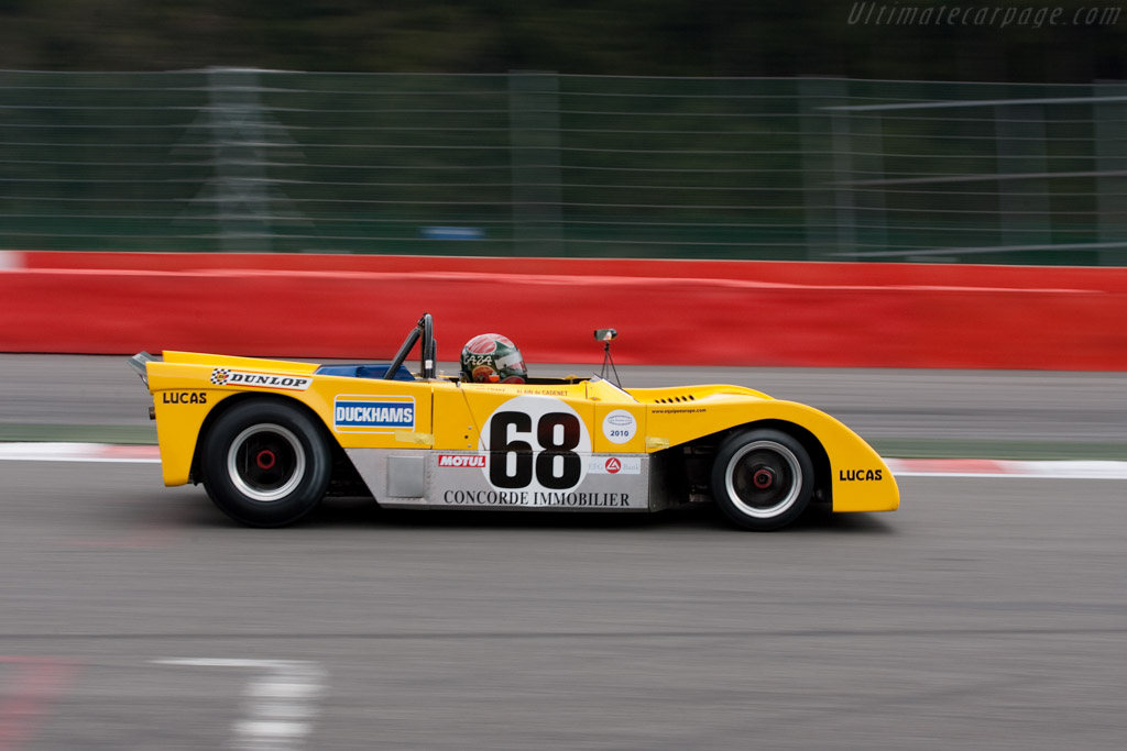 Duckhams LM Cosworth - Chassis: LM-1   - 2010 Le Mans Series Spa 1000 km