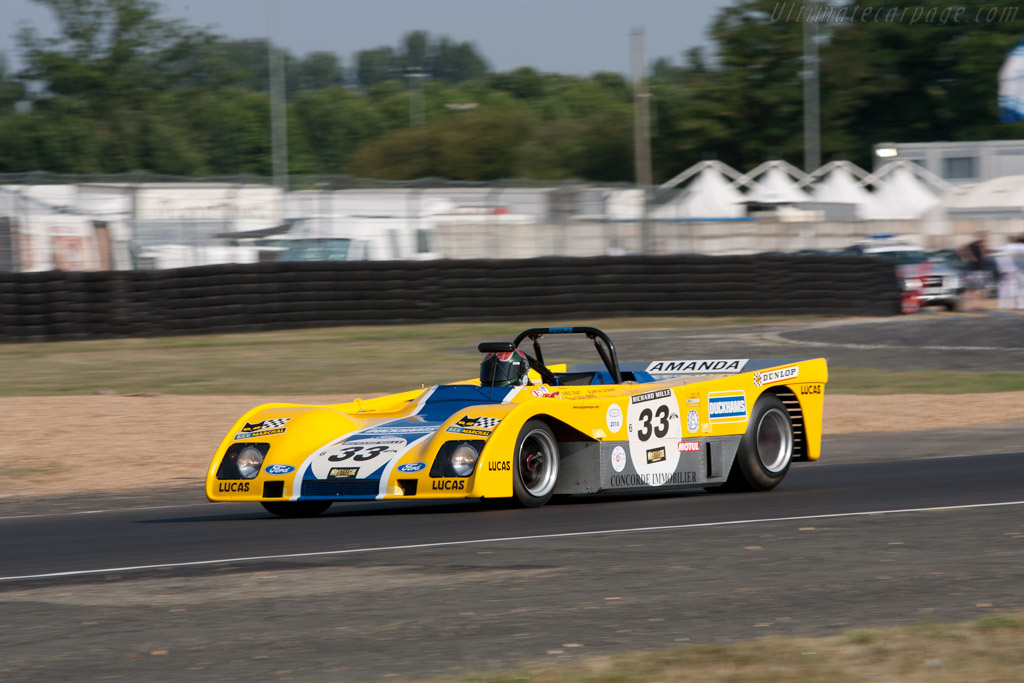 Duckhams LM Cosworth - Chassis: LM-1   - 2010 Le Mans Classic