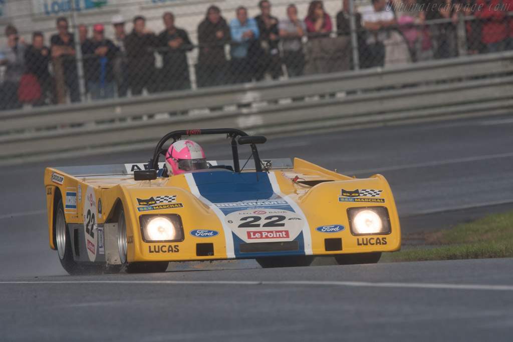Duckhams LM Cosworth - Chassis: LM-1   - 2012 Le Mans Classic
