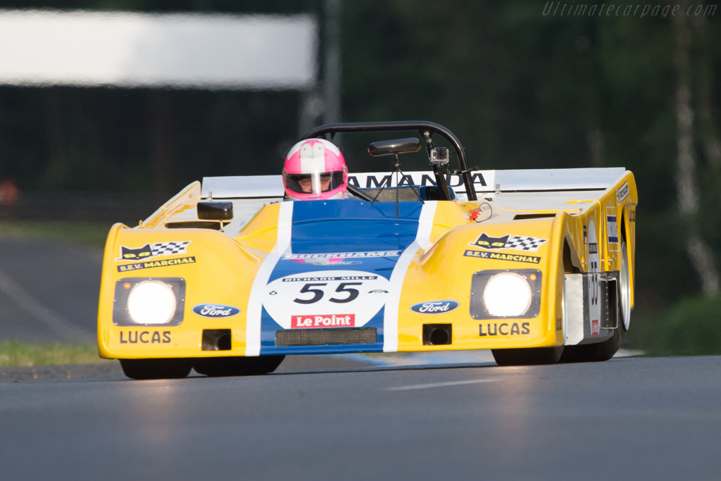 Duckhams LM Cosworth - Chassis: LM-1   - 2014 Le Mans Classic