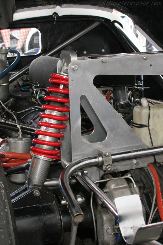 Lola T380 Cosworth - Chassis: HU2   - 2008 Le Mans Classic