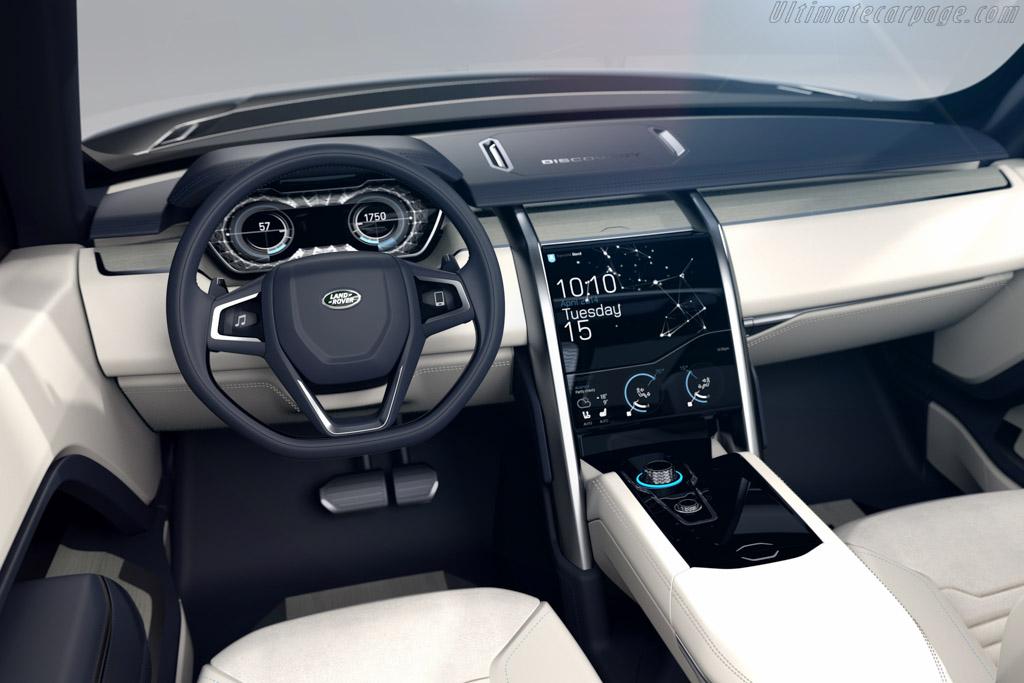 Land Rover Vision Concept