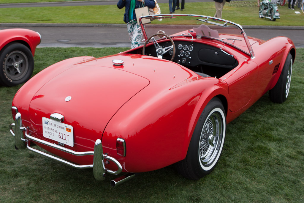 AC Shelby Cobra Mk II 289 - Chassis: CSX2398   - 2012 Pebble Beach Concours d'Elegance