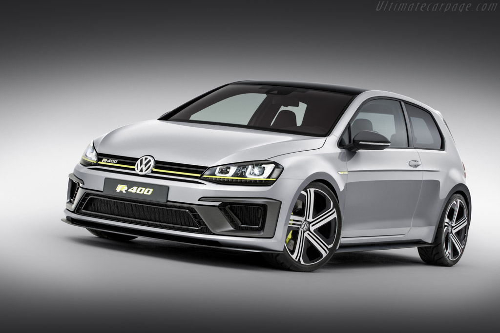 Click here to open the Volkswagen Golf R 400 gallery