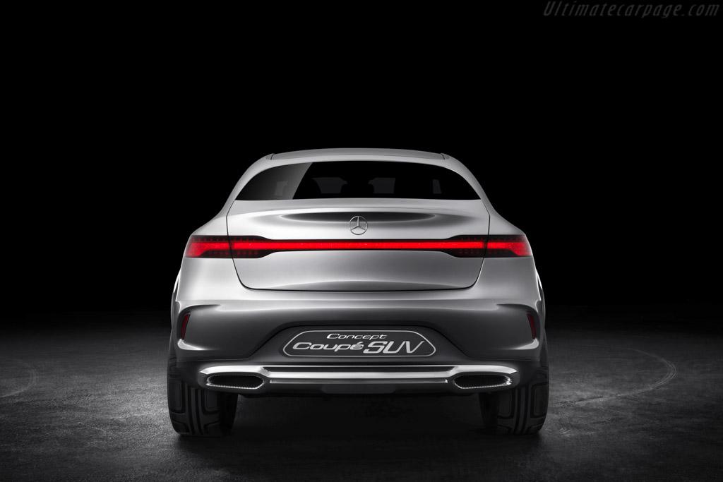 Mercedes-Benz Concept Coupé SUV