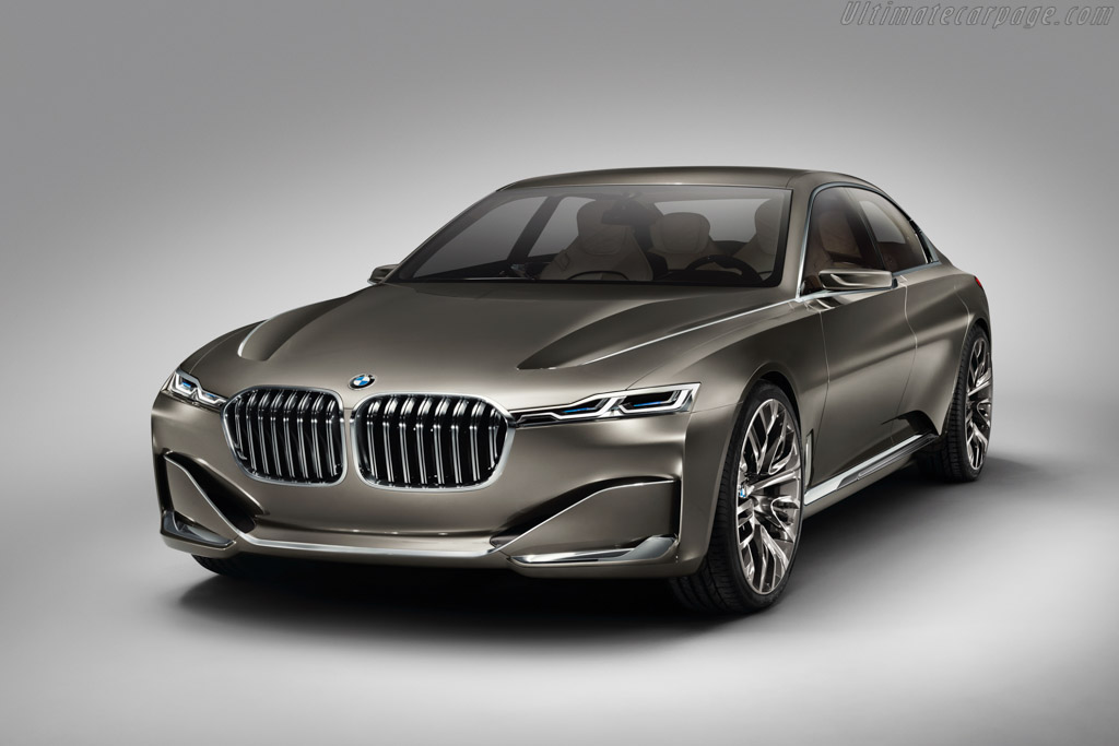Click here to open the BMW Vision Future Luxury gallery