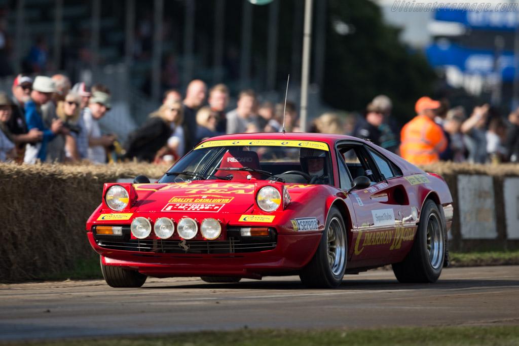 Ferrari 308 GTB Group B - Chassis: 24783  - 2016 Goodwood Festival of Speed
