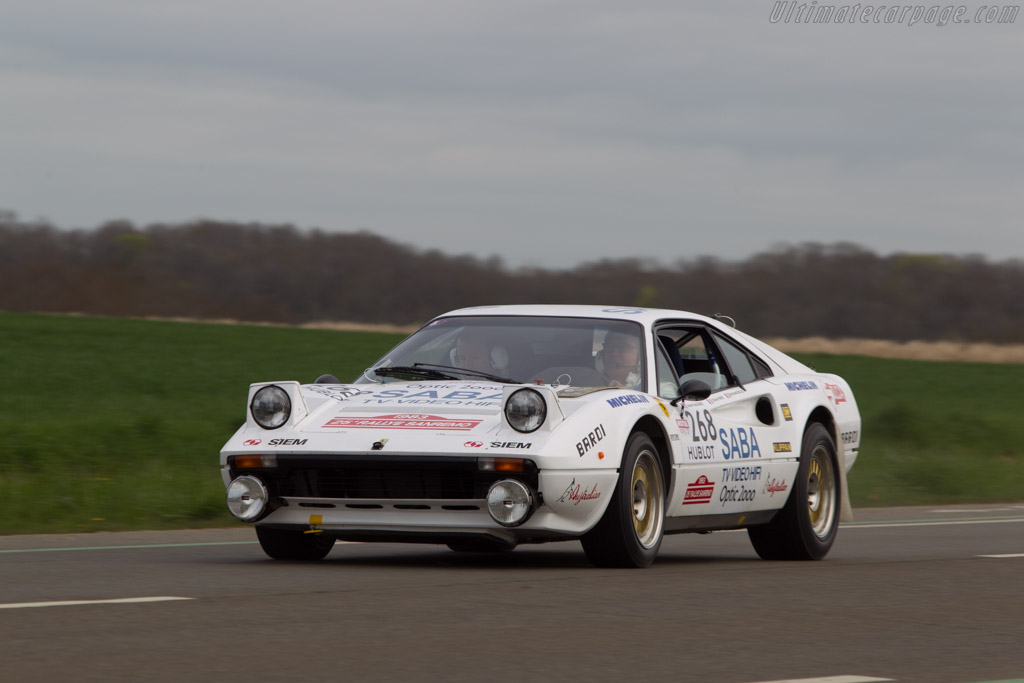 Ferrari 308 GTB Group B - Chassis: 18971   - 2013 Tour Auto