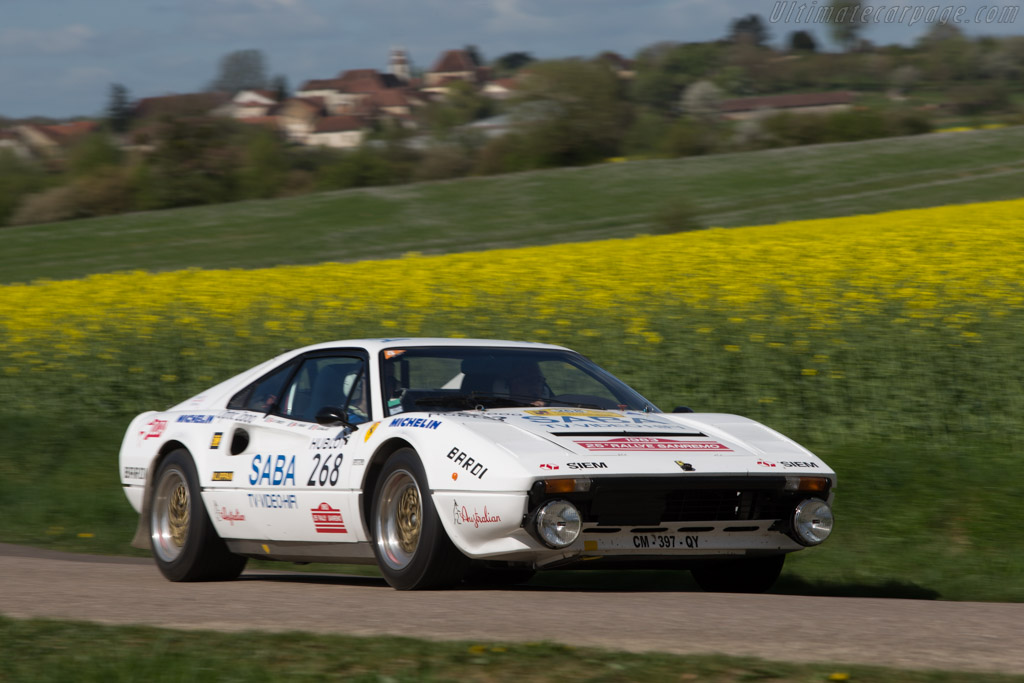1983 Ferrari 308 Gtb Group B Images Specifications And