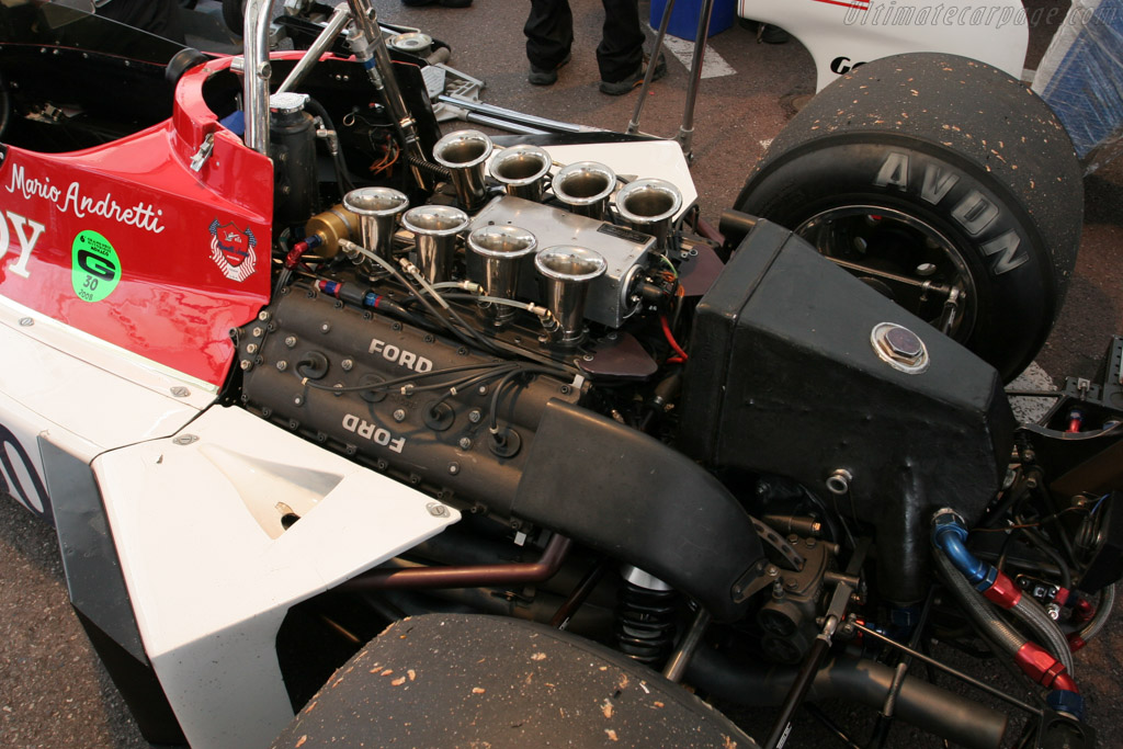 Parnelli VPJ4 Cosworth - Chassis: 001   - 2008 Monaco Historic Grand Prix