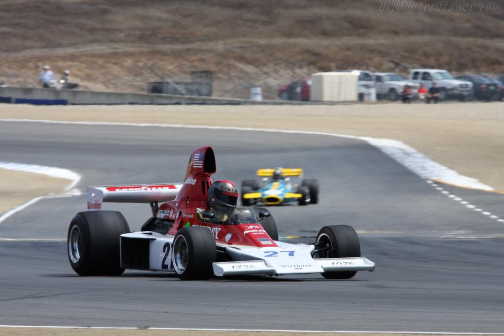 Parnelli VPJ4 Cosworth - Chassis: 001   - 2008 Monterey Historic Automobile Races