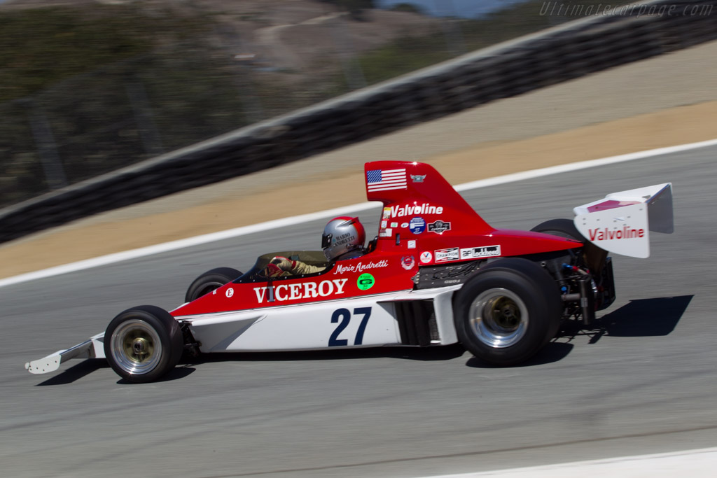 Parnelli VPJ4 Cosworth - Chassis: 001   - 2013 Monterey Motorsports Reunion