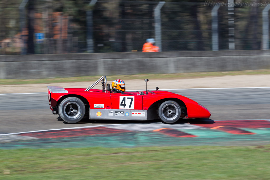 Lola T210 Cosworth - Chassis: SL210/06   - 2016 Zolder Masters Festival
