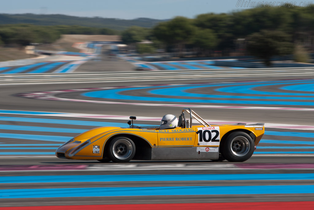Lola T210 Cosworth - Chassis: SL210/14   - 2011 Dix Mille Tours