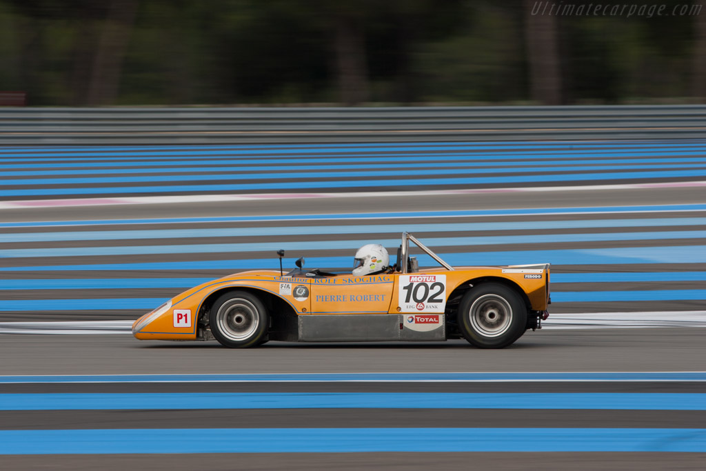 Lola T210 Cosworth - Chassis: SL210/14   - 2013 Dix Mille Tours